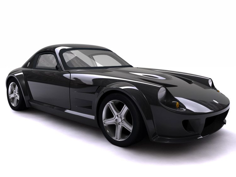 Sport Wallpaper Black: Black Sports Car Wallpaper 7 Cool Hd Wallpaper