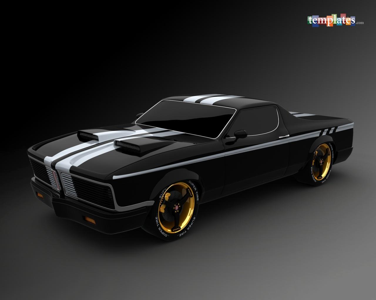 Black Sports Car Wallpaper: Black Sports Car Wallpaper 8 Desktop Background