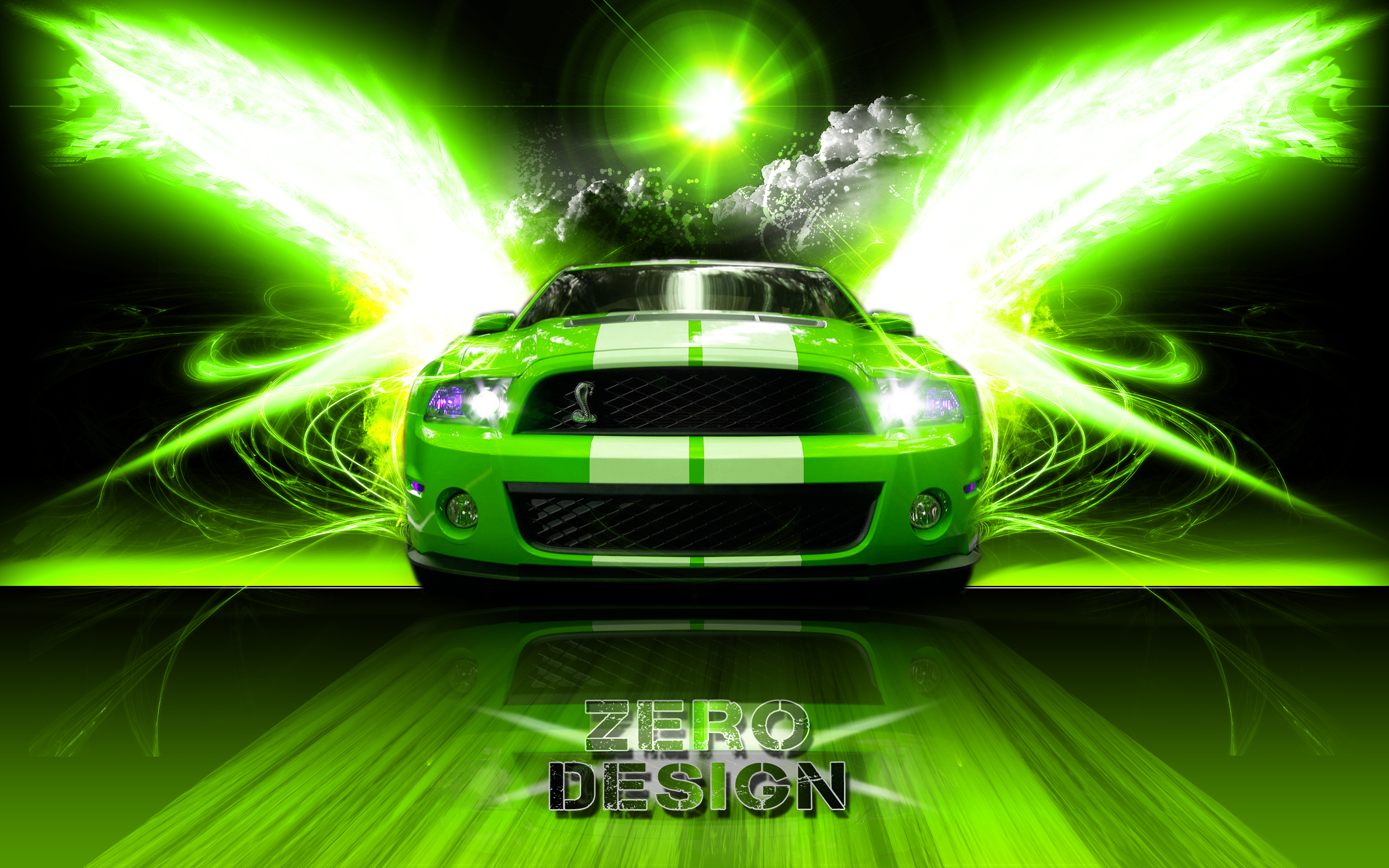 Blue and black ford wallpaper 4 cool wallpaper for Exclusive 3d wallpaper