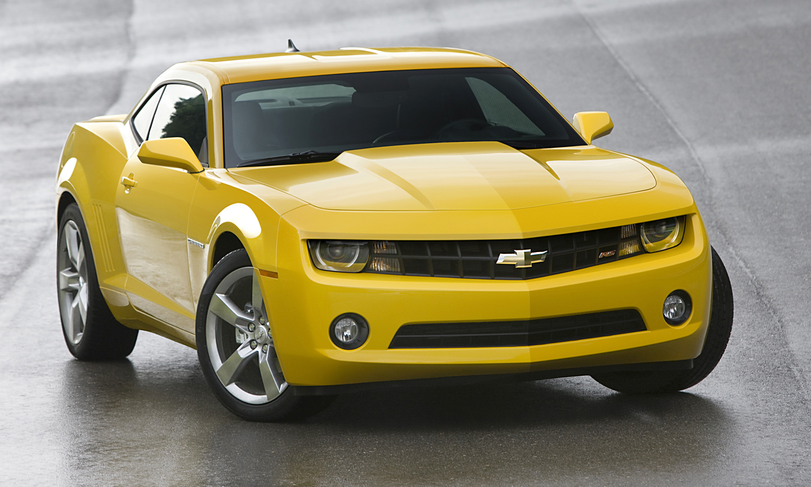 Blue And Yellow Chevrolet Wallpaper 16 Background