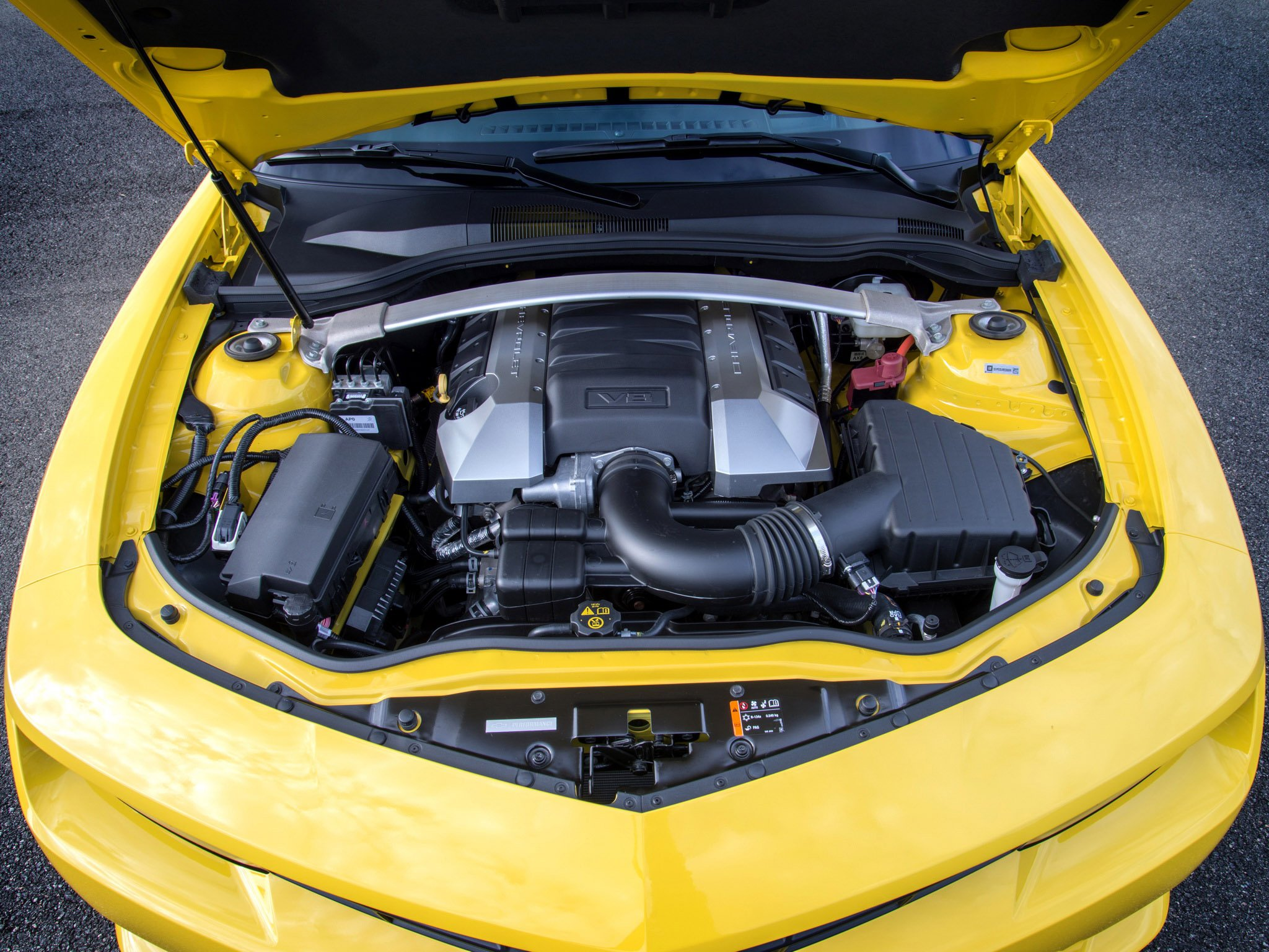 Blue And Yellow Chevrolet Wallpaper 26 Wide Wallpaper