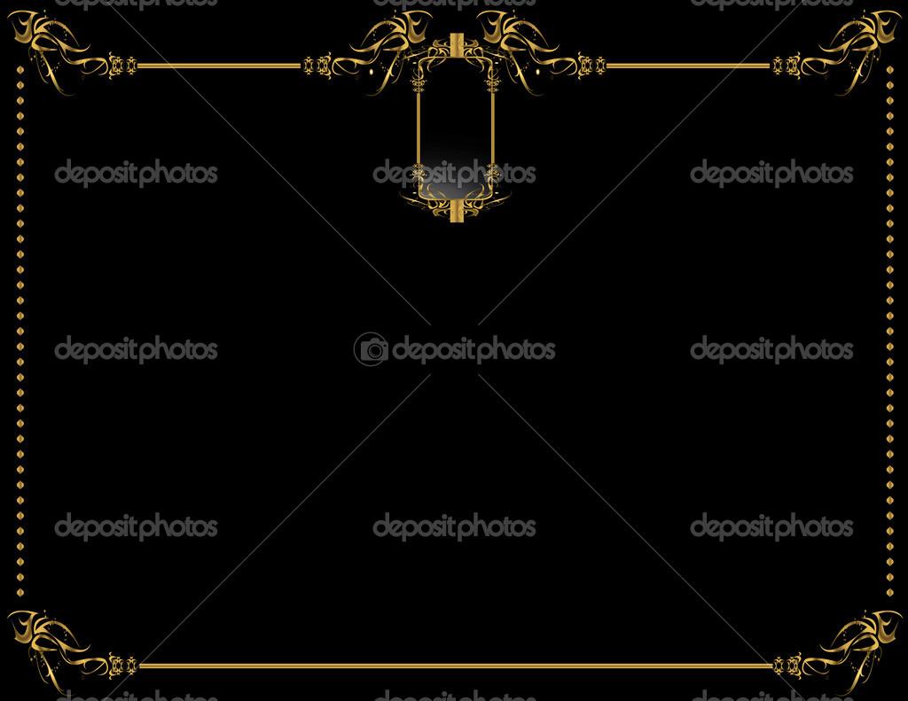 Black elegant wallpaper 44949 linepc for Dark elegant wallpaper