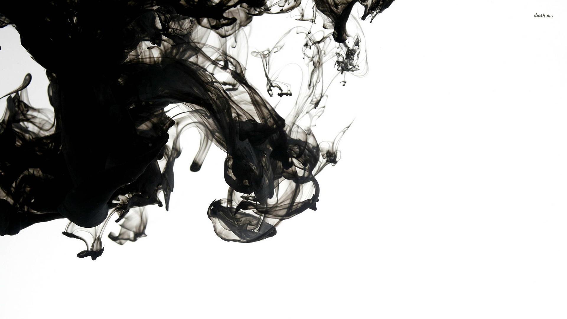 Gold And Black Smoke Wallpaper 24 Hd