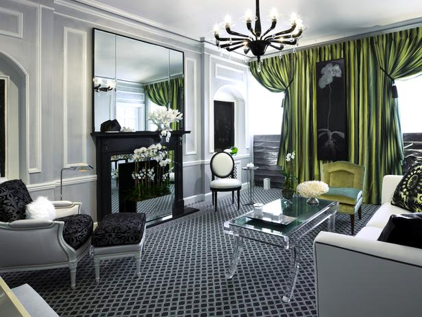 Green and black living room 15 wide wallpaper - Green living room wallpaper ...