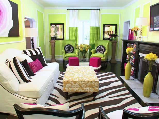 Awesome Green And Black Living Room 5 Desktop Wallpaper Part 26