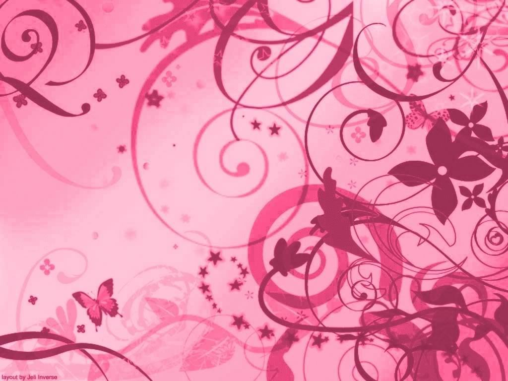 Pink and black wallpaper designs 2 desktop background for Wallpaper design
