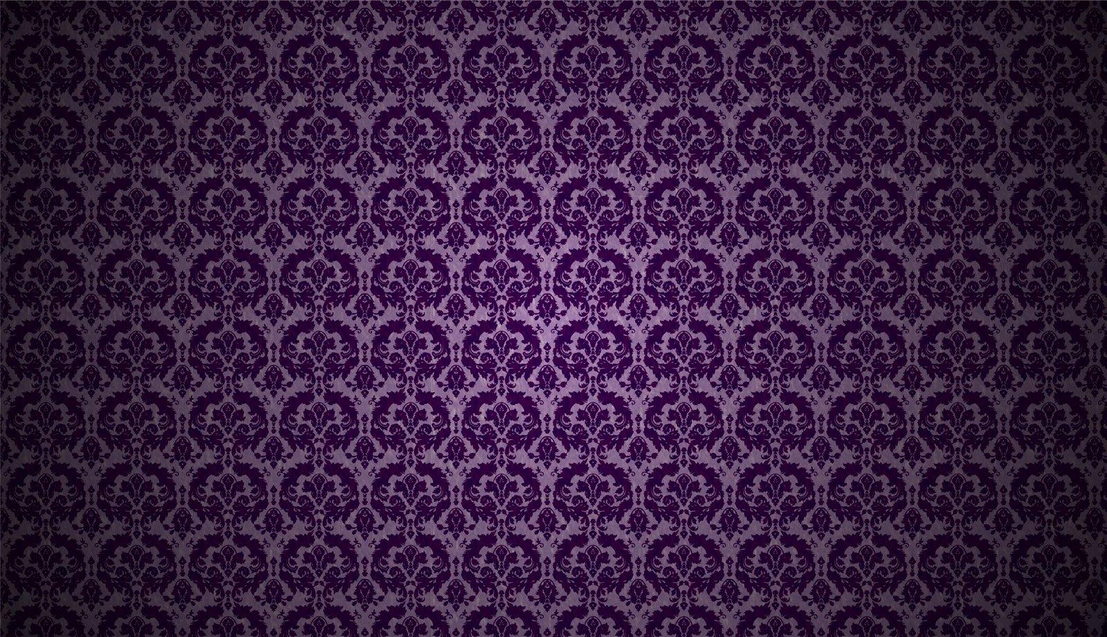 Attractive Purple Silver And Black Wallpaper 1 Widescreen Wallpaper  CT63