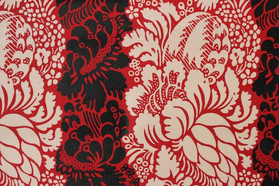 Red And Black Vintage Wallpaper 3 Cool Wallpaper ...
