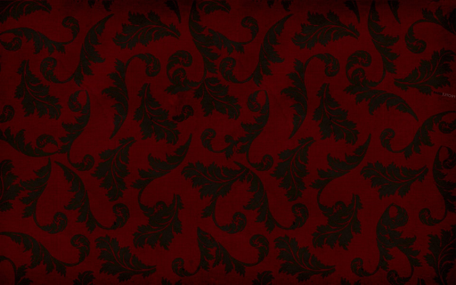Red And Black Vintage Wallpaper 16 Desktop Wallpaper ...