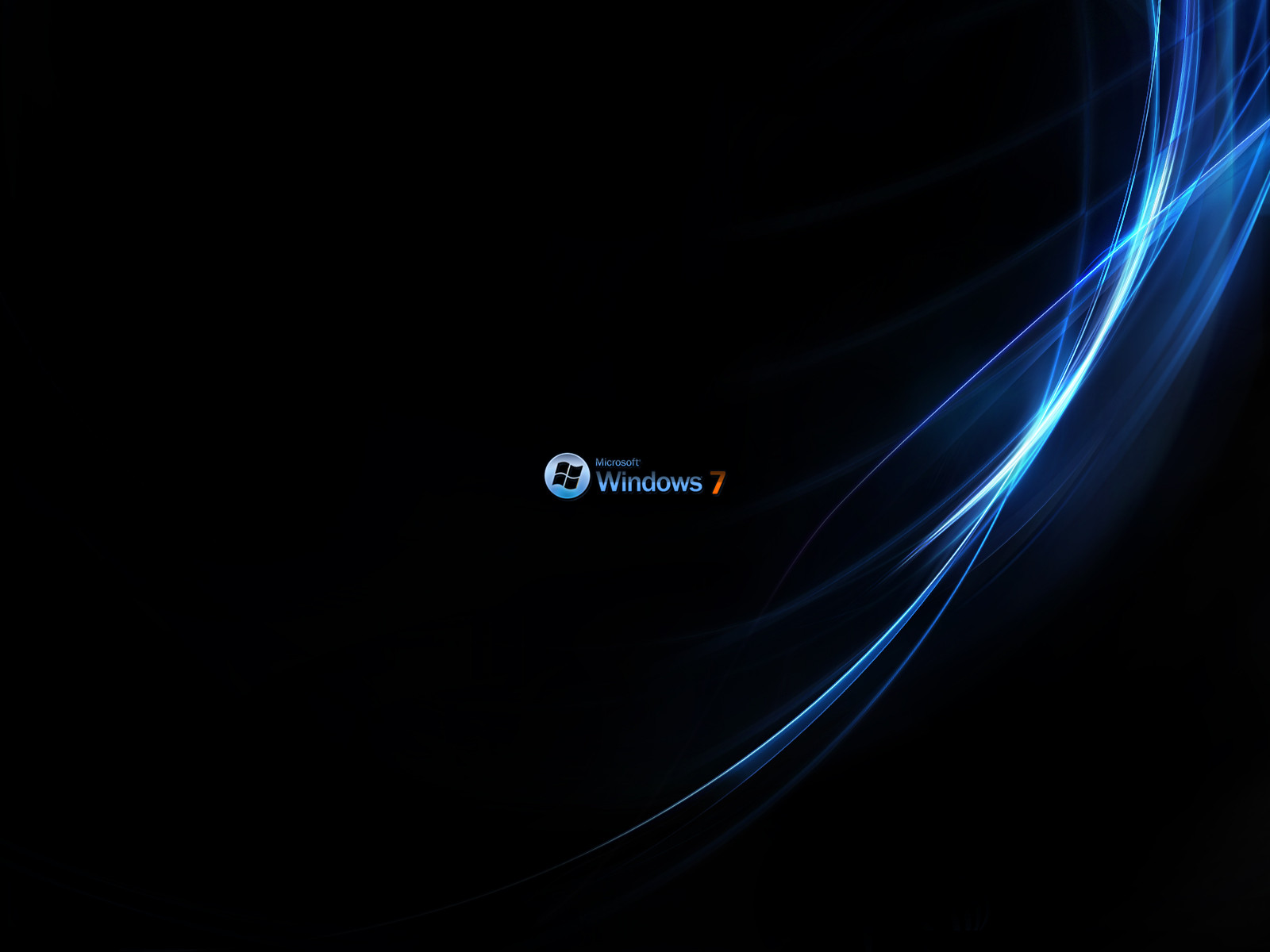 Windows 7 Black Wallpaper Hd  15 Desktop Wallpaper