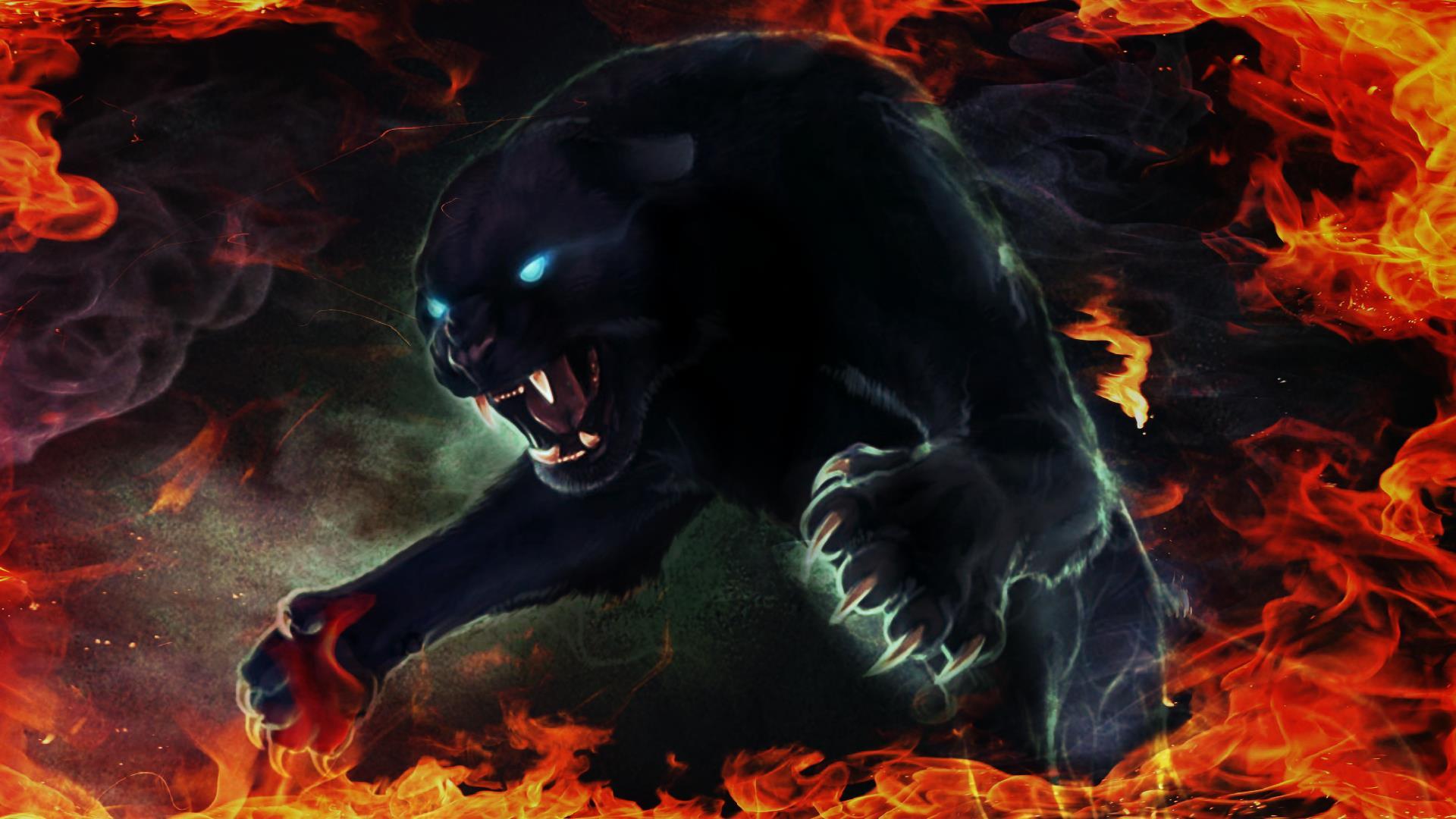 Black Panthers 5 Free Wallpaper - Hdblackwallpaper.com