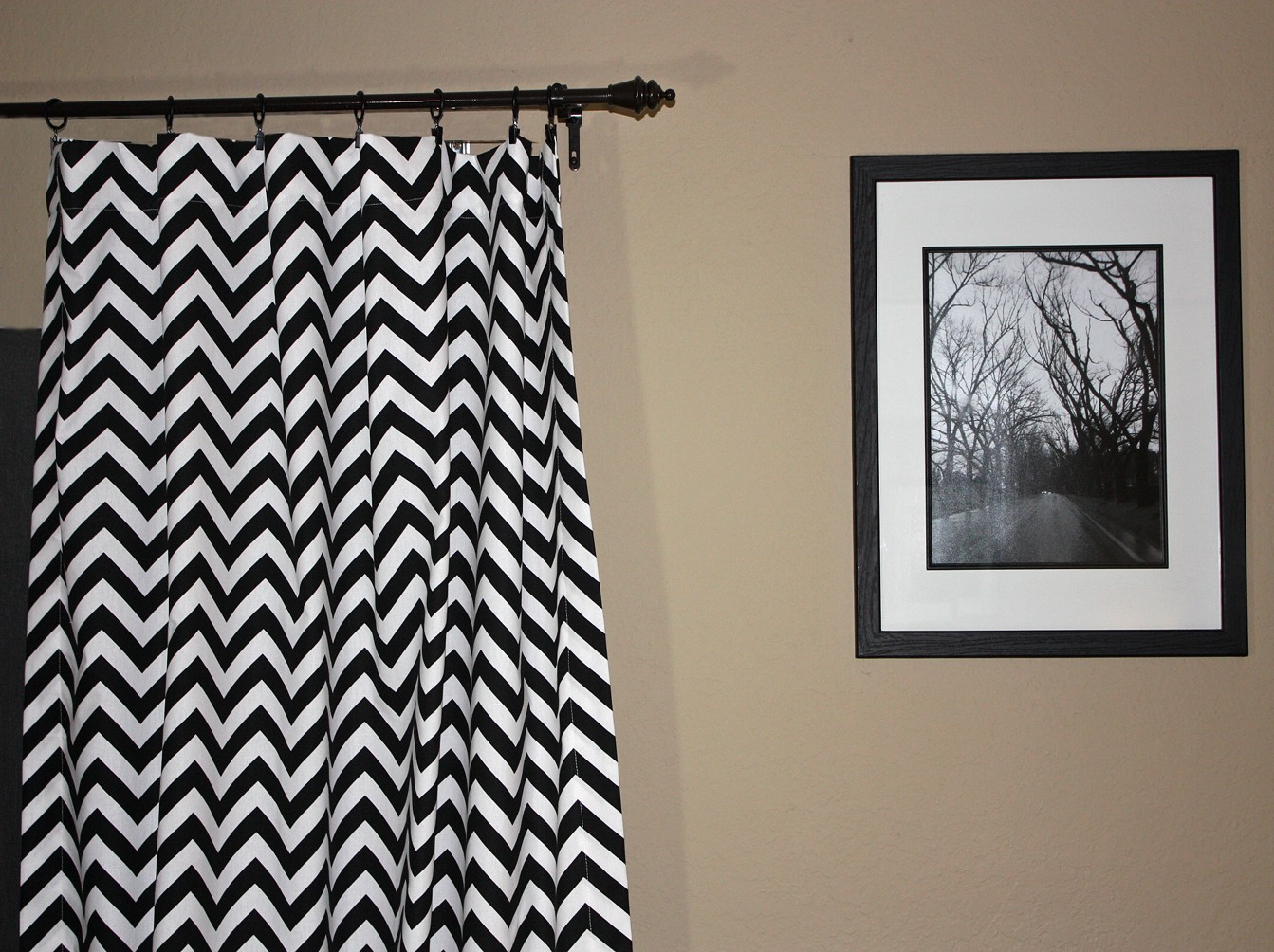 White curtain wallpaper - Black And White Curtain 23 Free Wallpaper