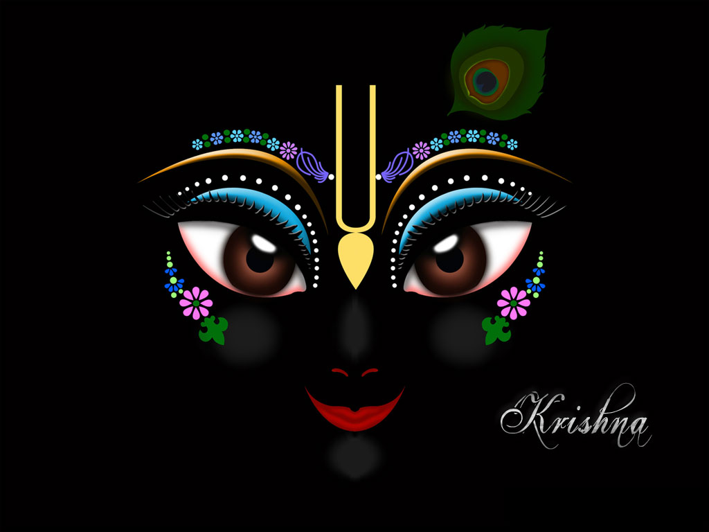Baby Krishna God Wallpaper