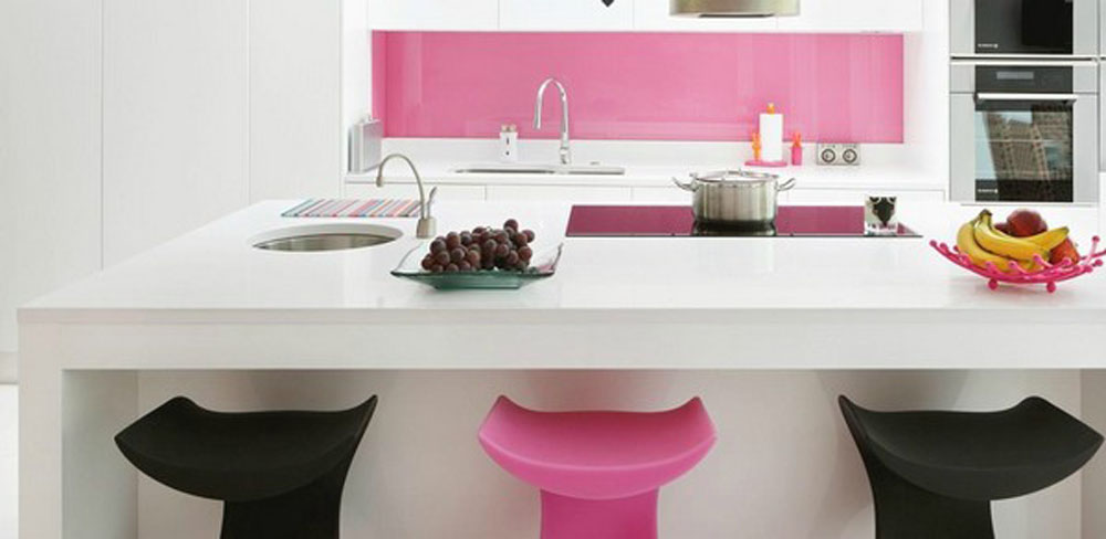 Pink And Black Interior Ideas 26 Background Wallpaper