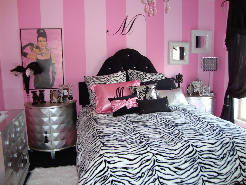 Pink And Black Interior Ideas 7 Free Wallpaper ...