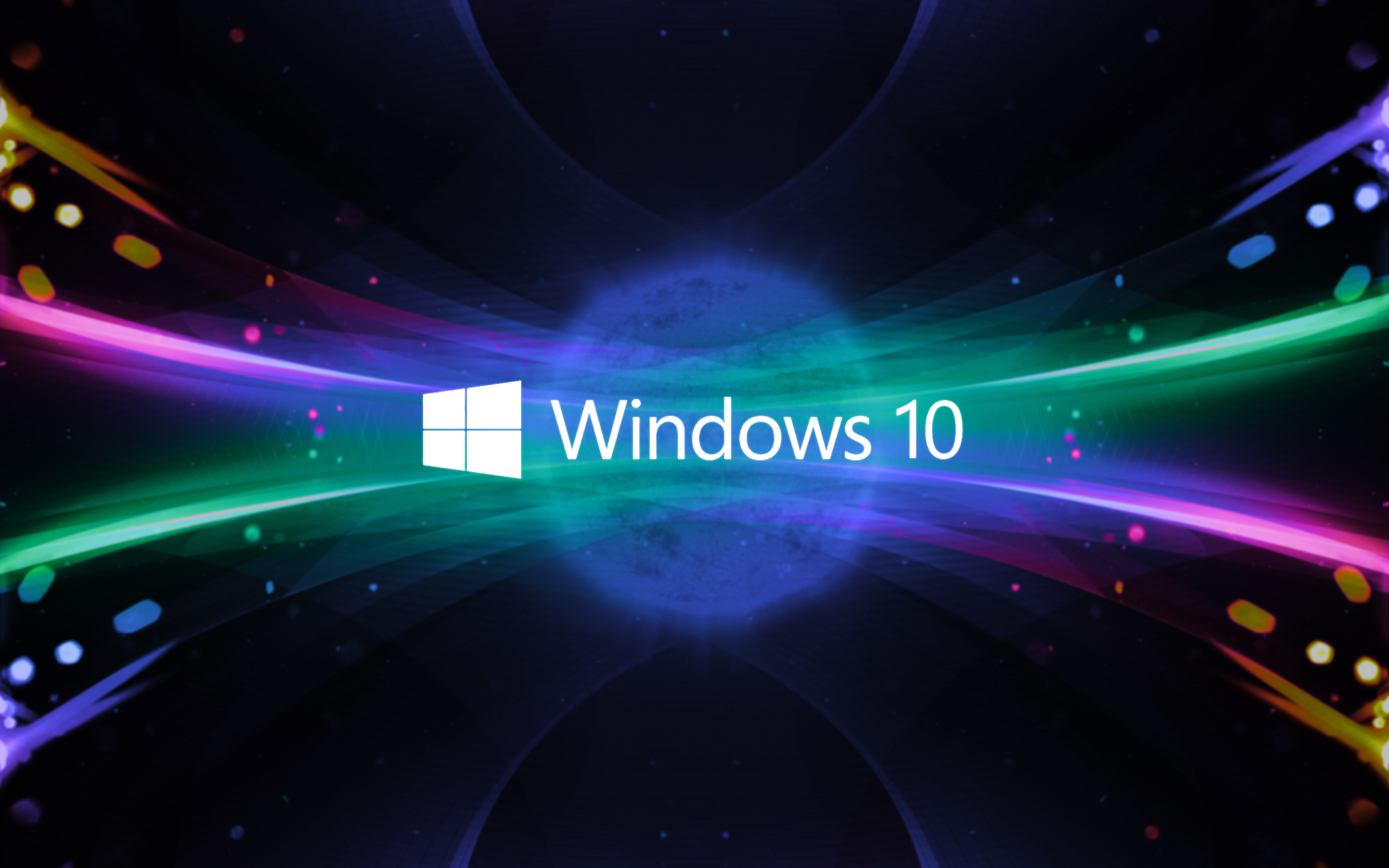 windows 10 desktop is black 13 high resolution wallpaper