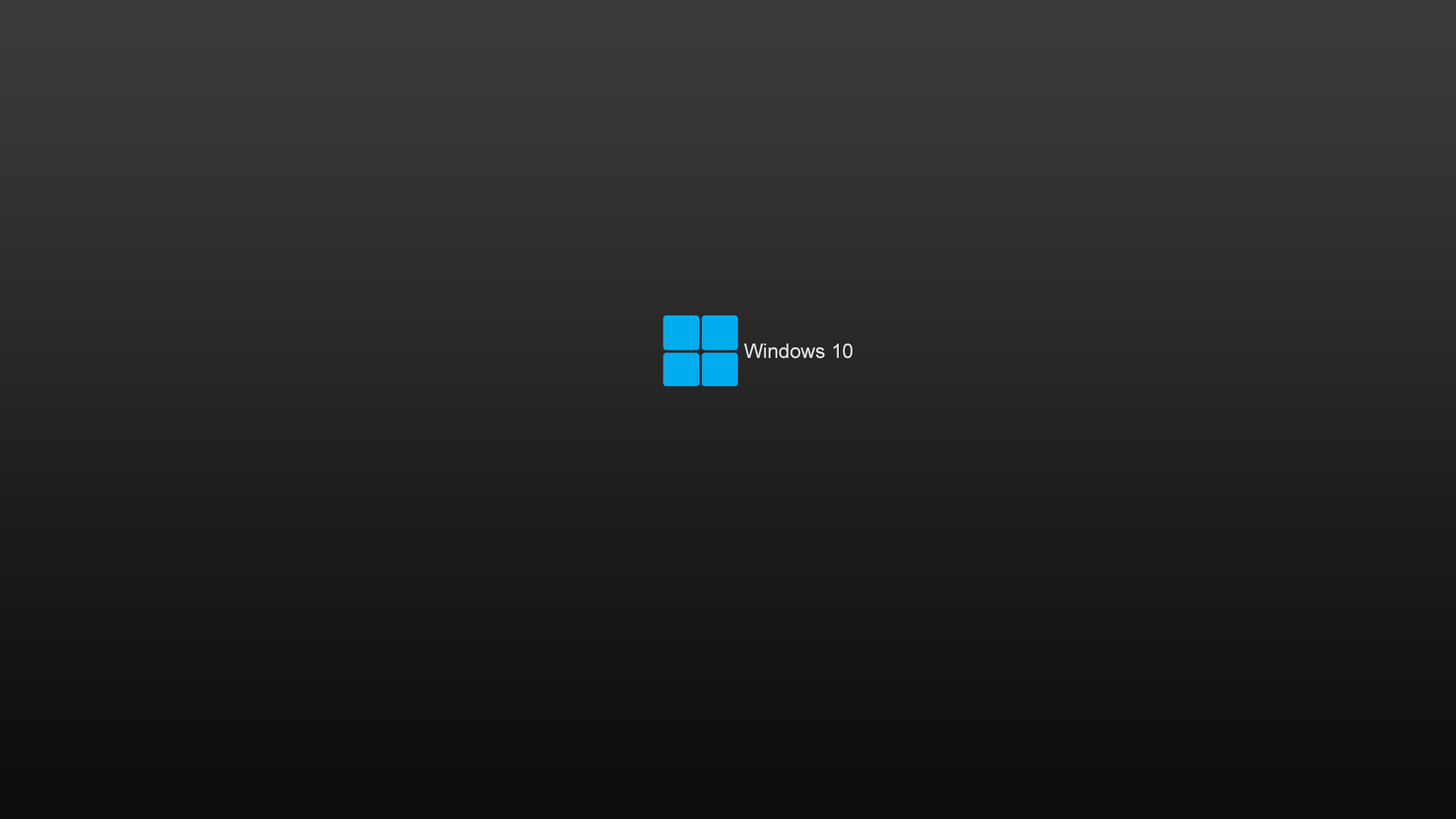 windows 10 desktop is black 19 widescreen wallpaper