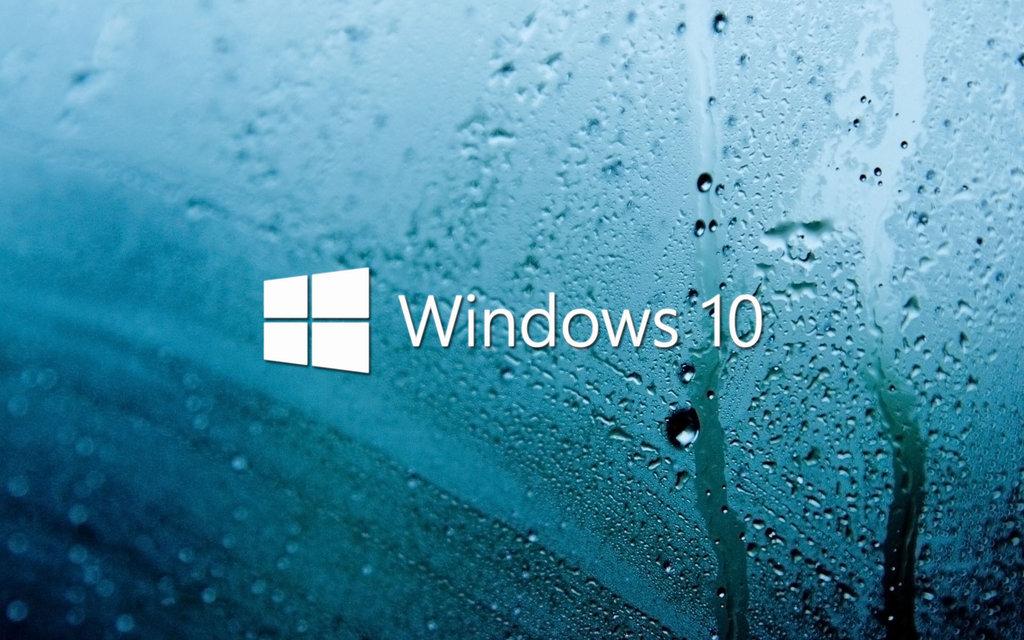 Windows 10 Desktop Is Black 5 Background Wallpaper