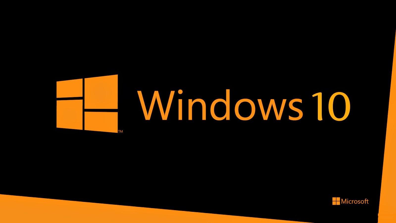 Windows 10 Desktop Is Black 7 Free Hd Wallpaper