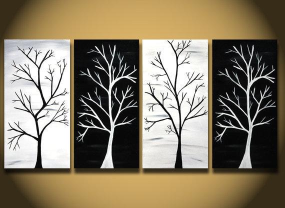 Black And White Canvass 29 Desktop Wallpaper
