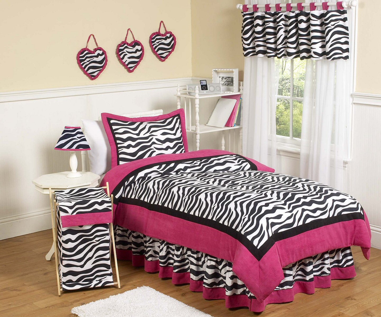zebra and pink bedroom pink and black zebra bedding 29 cool wallpaper 17904