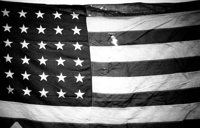 Black American Flag Wallpaper About Flag Collections