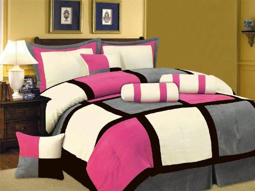 black and pink bedroom wallpaper pink and black bedding 11 desktop wallpaper 18325