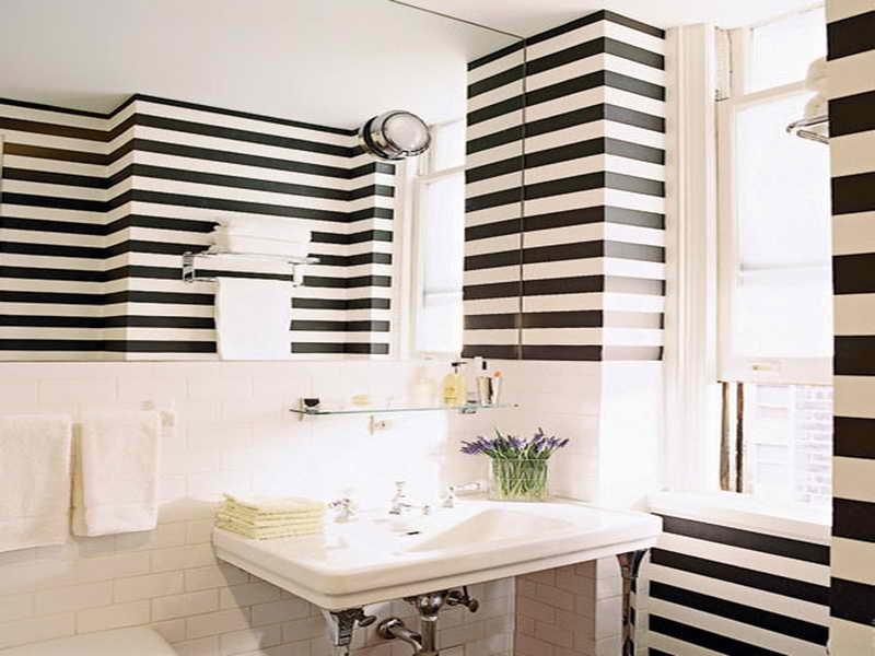 black and white wallpaper bathroom black and white wallpaper for bathroom 3 desktop 22760
