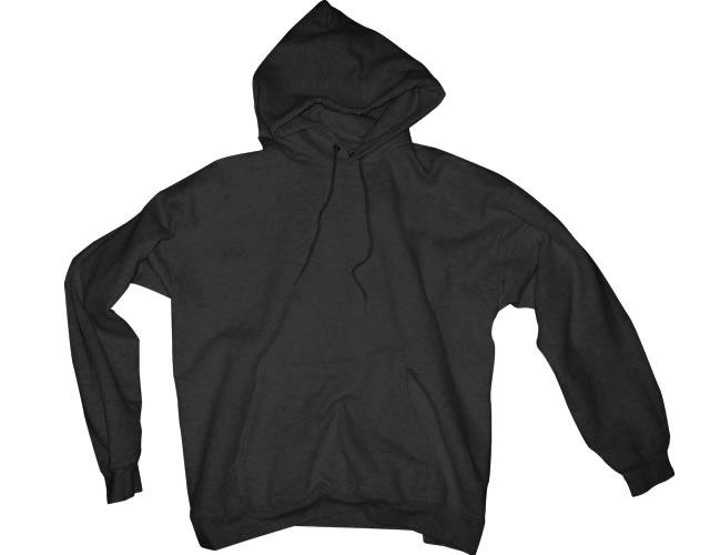 plain black hoodie 12 desktop background