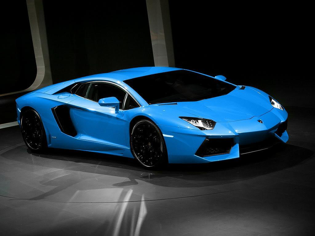 Black And Blue Lamborghini Wallpaper 10 Free Wallpaper ...