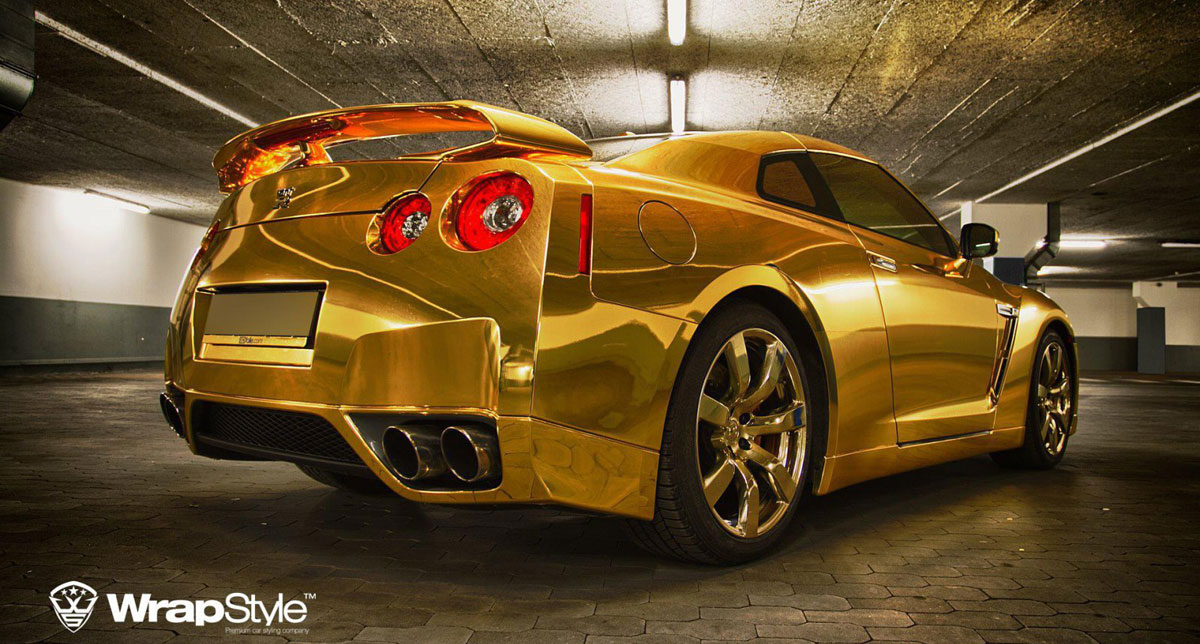 Black And Gold Sports Cars 3 Cool Wallpaper
