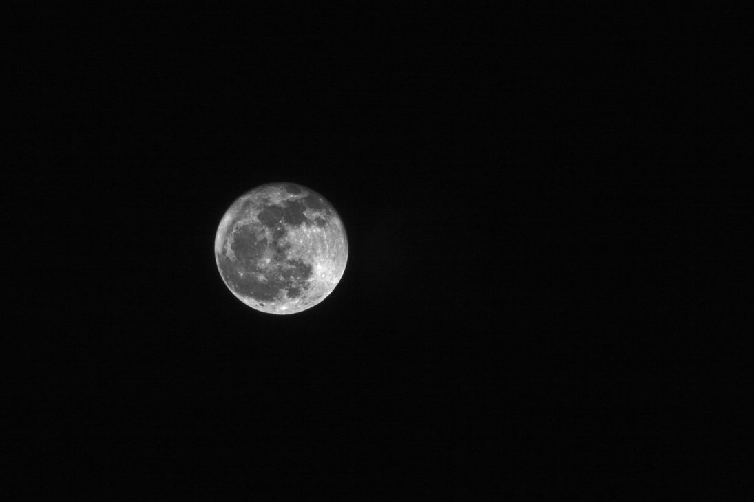 Black And White Moon Pictures 6 Cool Hd Wallpaper -2690
