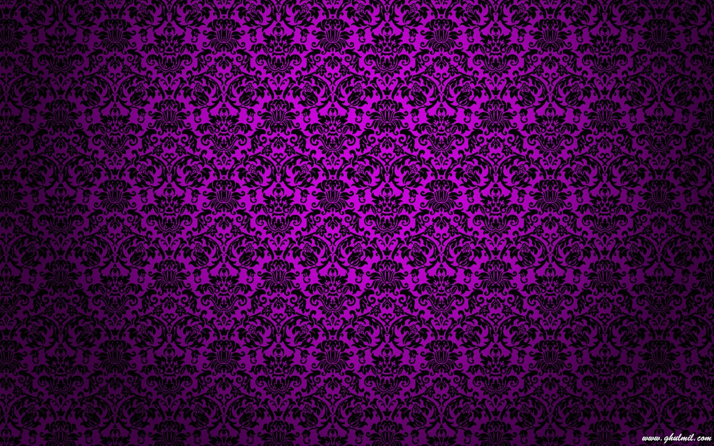 Purple Silver And Black Wallpaper 9 Background Wallpaper