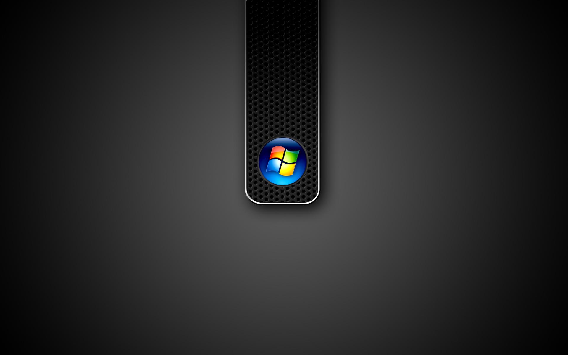 Windows 7 Black Wallpaper Hd 24 Free Wallpaper